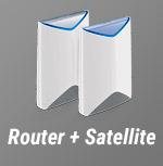Orbi Pro SRK60 (Router + Satellite)!