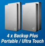 Backup Plus Portable und Ultra Touch!