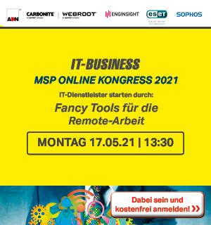 MSP Online Kongress 2021: Fancy Tools für die Remote Arbeit