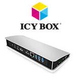 Einer für Alle - Alle zu Einem. Die ICY BOX IB-DK2403-C. Die Docking Station mit Power Delivery!