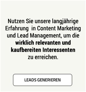 Leads generieren!