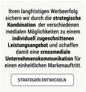 Strategien entwickeln!